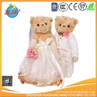 lover teddy bear Valentine toy