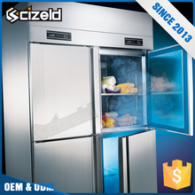 New Arrivals 2017 Big 1000 Liter Commercial Deep Freezer