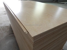 Carb P2 Poplar core 9mm baltic birch plywood for furniture