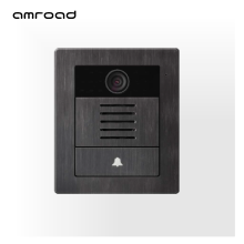 SIP Door Bell Camera video intercom with door release