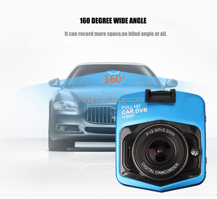 Vehicle Traveling Data Recorder NTK 96650 2.4'' Car Black Box 1080P Full HD 3.0MP Motion Detection Night Vision Black Box K5