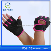 Non-Slip Gel Pad Gloves Men & Women Sportswear Cycling Riding Gloves