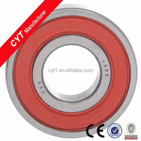 Chrome steel sealed bearing deep groove ball motorcycle bearing 6301 series ball bearing suitable for motorcycle