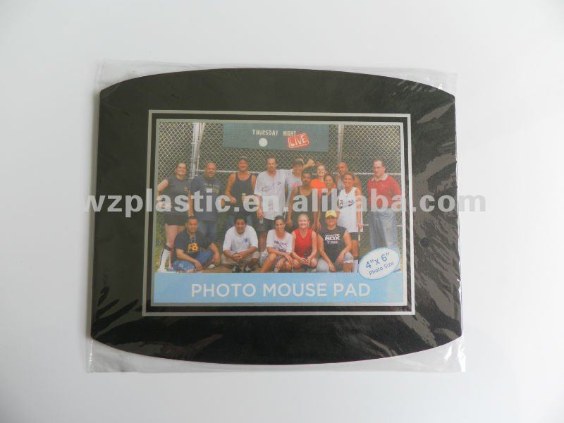 2012 photo fram mouse pad