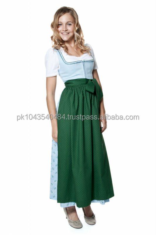 2014 High quality Oktoberfest Bavarian Traditional Dirndls