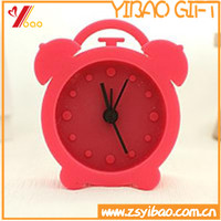 Candy Colors Silicone Kids/travel/Gift Alarm clock