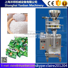 shanghai price YB-300K Automatic White Sugar/Salt 125g 500g Packing Machine 0086-18321989150