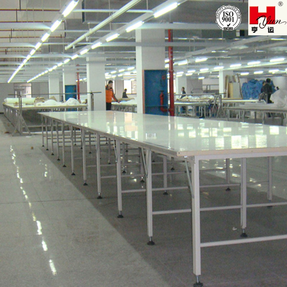 Industrial Fabric Cutting Table Garment Cutting Table