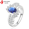 Diamonds 925 silver china cz rings jewelry women with price in pakistan