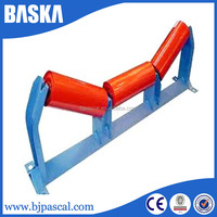 Coal Mine Belt Conveyor Standard Steel Idler Rollers