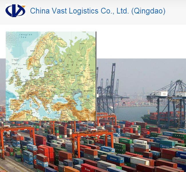 China post shipping rates to europe delivery container sea freight forwarder shipping agent