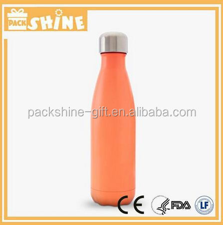 25 Oz Mira/Water Vault/Cola Cola Shape Vacuum Water Bottle 750 Ml Insulated Double Wall