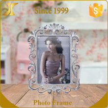 Religious items christian photo frames zinc alloy