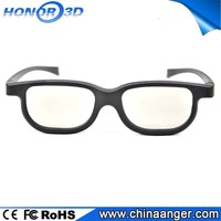 High Quality Cinema 3D Glasse Passive Circular Polarized 3D Glasses