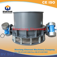 Surface processing aluminium rim polish machine