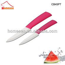 Homesen global knives made of zirconia, kitchen global knives