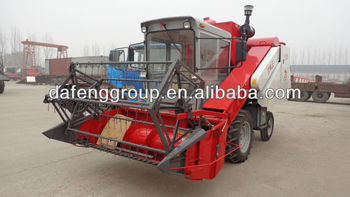 mini modle wheat harvester machine