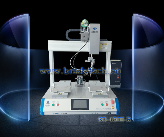 Automatic PCB selective automatic soldering machine for led strip light