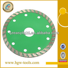 Alloy Steel Blade Material concrete cutting diamond saw blade