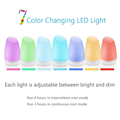 100ML LED aromatherapy humidify type diffusers,essential oil humidifier
