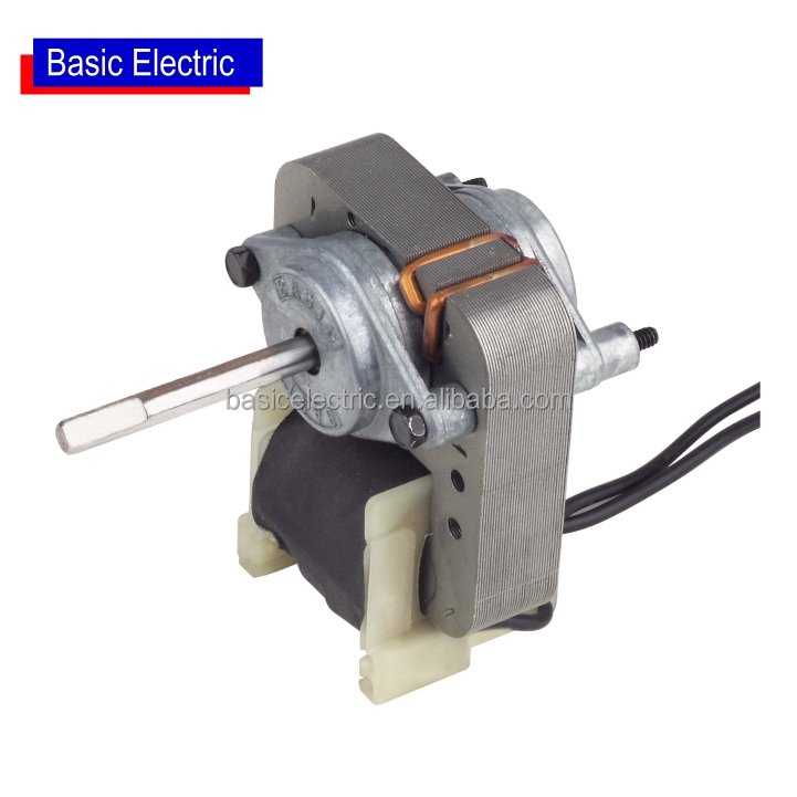 China factory price UL Class F approved shaded pole ac exhaust fan motor YJF61 series