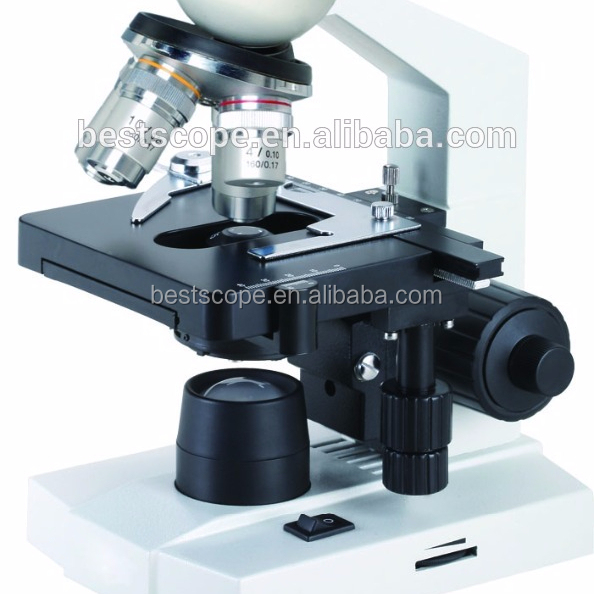 Biological Binocular Microscope for Students