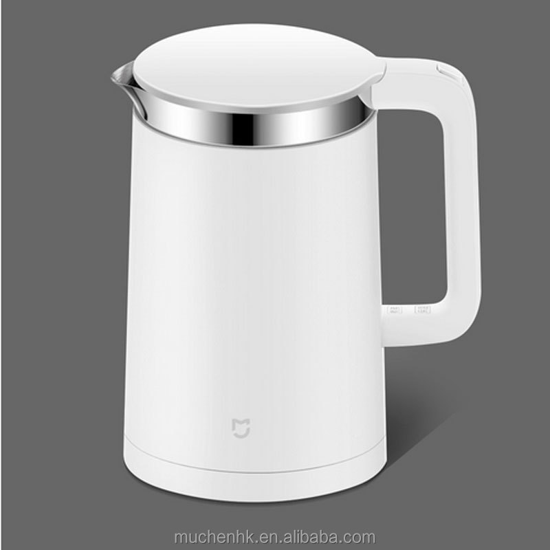Original Xiaomi Mi Electric Water Kettle with Constant Temperature Control by Mi Home APP Bluetooth 12 Hours Thermostat 1.5L