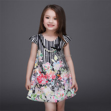 Noble Baby Girl Dresses Kids Cotton Frocks Designs Pretty Toddler Party Dresses