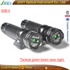 Hunting Tactical green beam laser sight with rail mount,hunting accessory riflescope