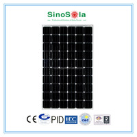 275W 60 Cell High Efficiency Mono Solar Photovoltaic Module Made of 4BB Monocrystalline Cells