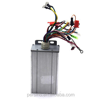 60V 350W ELECTRIC VEHICLE MOTOR CONTROLLER