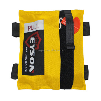 Portable Automatic Inflatable Leg Life Jacket PFD