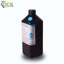 Ocbestjet UV Cure Offset Printing Curable Inks For Phone Case and PVC For modified printers