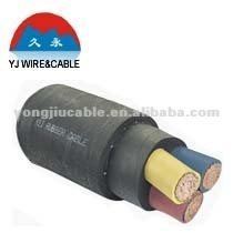 rubber insulated power cable flexible copper rubber cable H05RN-F h07rn-f factory price rubber cable