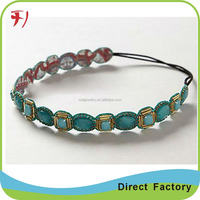 Latest trendy design hawaiian flower hair band