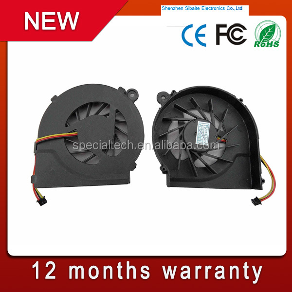 Intel cooling fan FOR HP COMPAQ PAVILION G4 G6 G7 SERIES AMD 646578-001 606609-001 AMD notebook cpu cooling fan