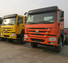 sino truck 6x4 euro truck tractor electric tow trucks