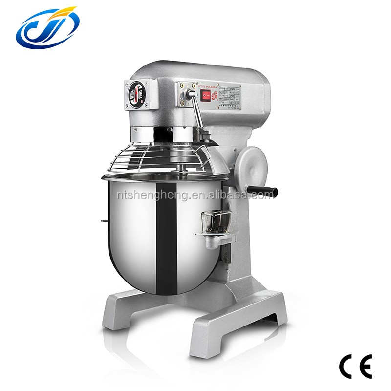 manual mixer shower for Commercial Planetary Food Mixer