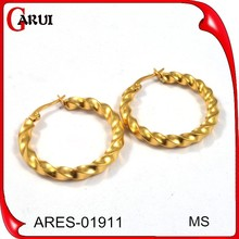 Jewelry manufacturing companies round earring designs wedding earrings turkish gold earring