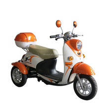 T-412S 500W 48V 3 wheel disability electric mobility scooter adult tricycle motorcycle