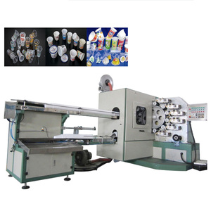 SINOPLAST Best Products OEM ODM Auto Packing Machine Printing Machine For Plastic Cup