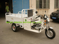 tipper cargo tricycle hydraulic lift pump moped motorcycle