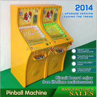 Attractive hot sale pinball machine kit for kids
