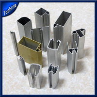 high quality and various style aluminium profile for architecture and industry