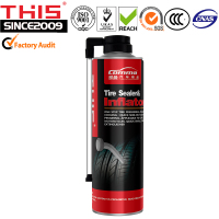 Wholesale portable car tire repair kit tire sealant and inflator emergency fix a flat