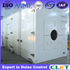 Gas Turbine Generator Acoustic Enclosure Sound