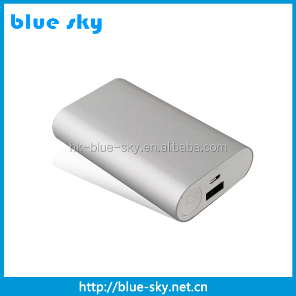 2015 New Fashion 6v 9v 12v 24v voltage portable power bank
