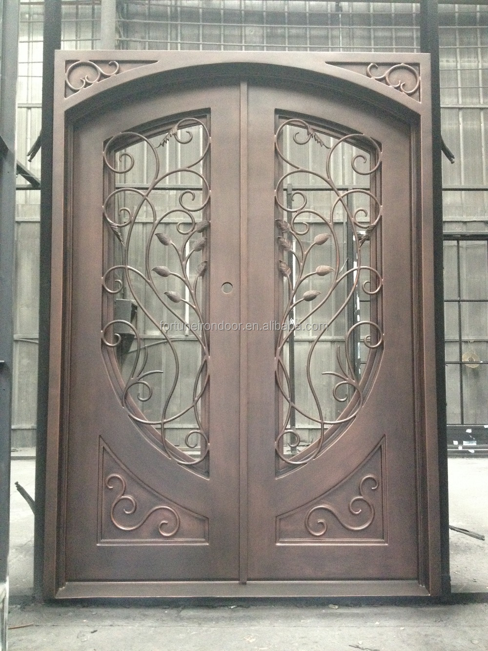 Used Metal Doors : Used exterior doors for sale metal security designs