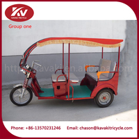 2016 hot sale product electric rickshaw electric trike motorcycle passenger in India use