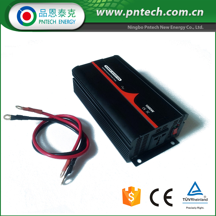 Lightweight Design Self Protection Solar Inverter Price 1000W